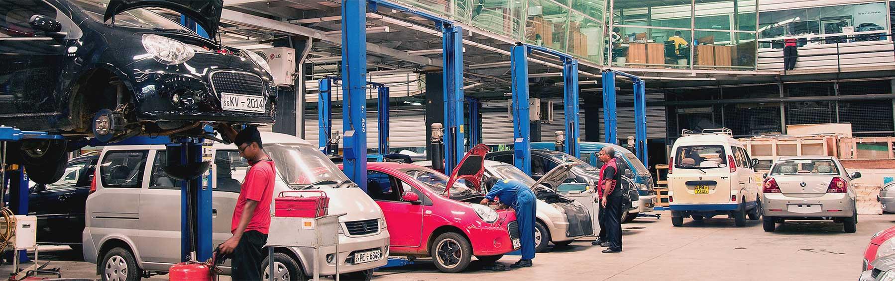 Automobiles companies in Sri Lanka - Company List